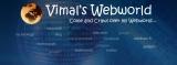 Welcome to Vimal'sWebworld