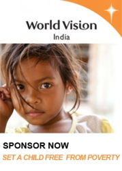 Sponsor a Child-World Vision